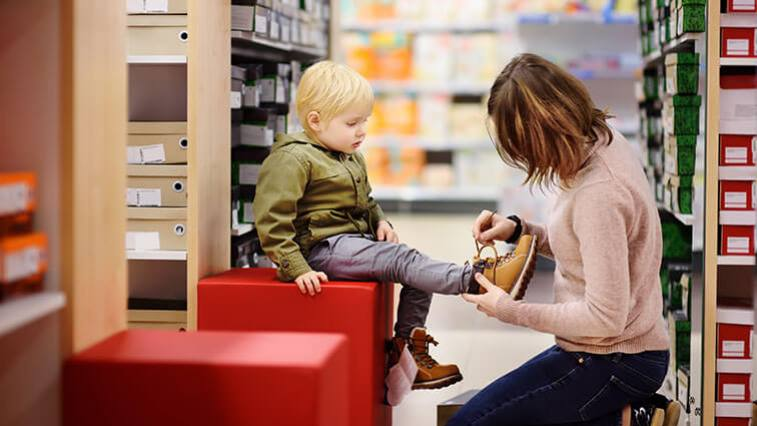 Vybíráte první dětské boty? Hezký design nestačí